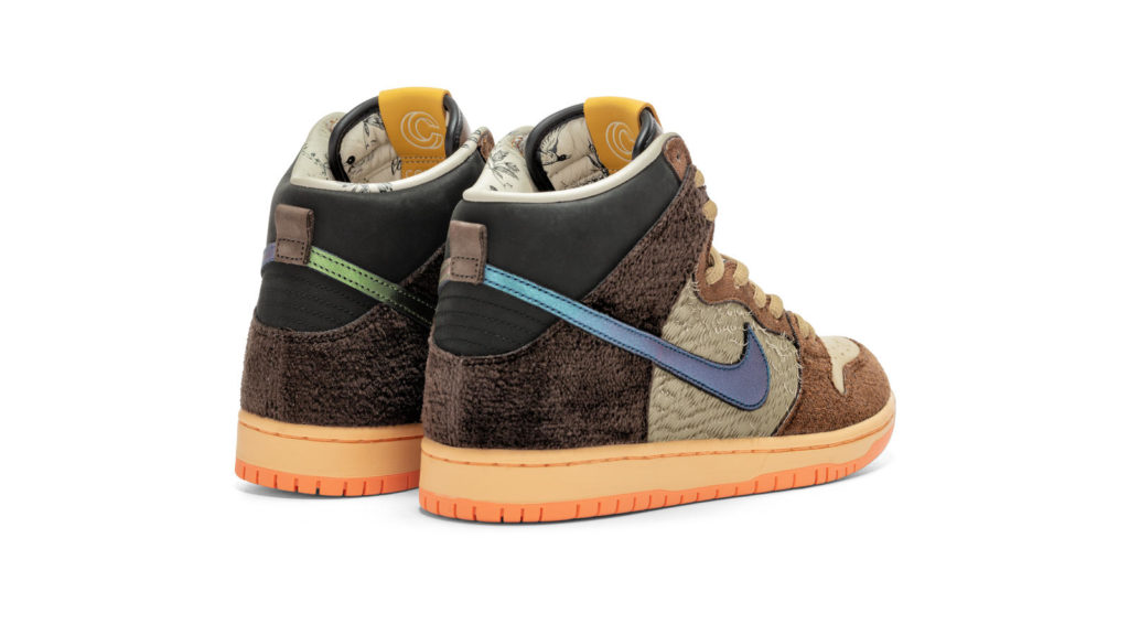 Concepts Nike Dunk High