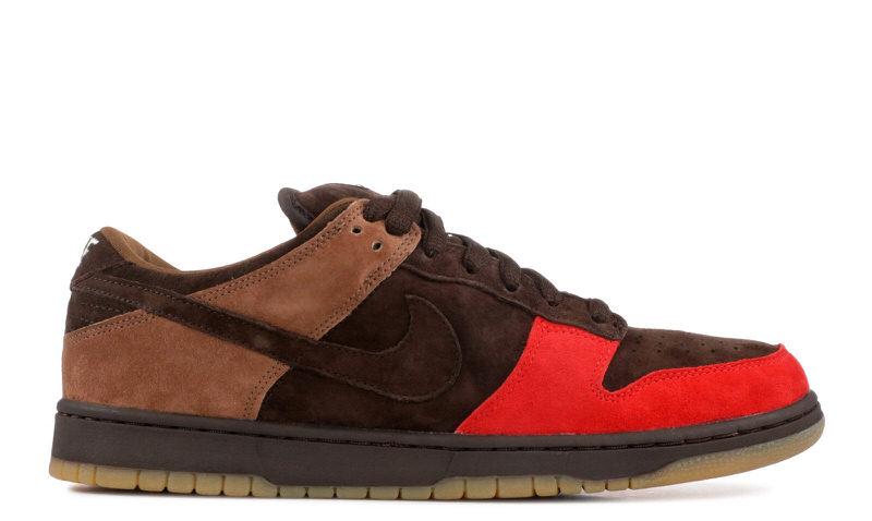 Nike Dunk SB Low Bison