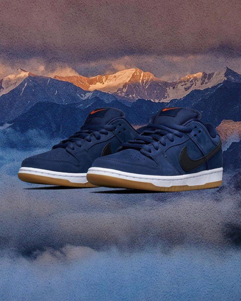 Nike SB Dunk Low Navy