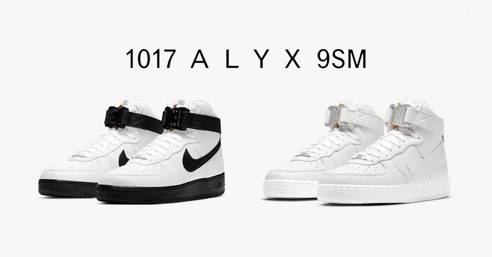 Nike Air Force 1 Hig x ALYX