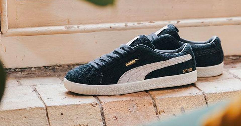 Footpatrol x Puma Suede