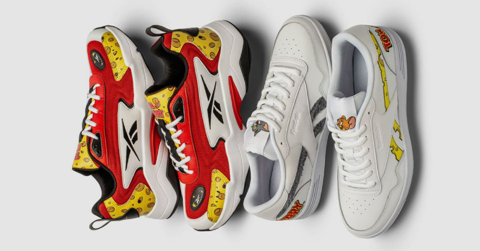 Tom & Jerry x Reebok