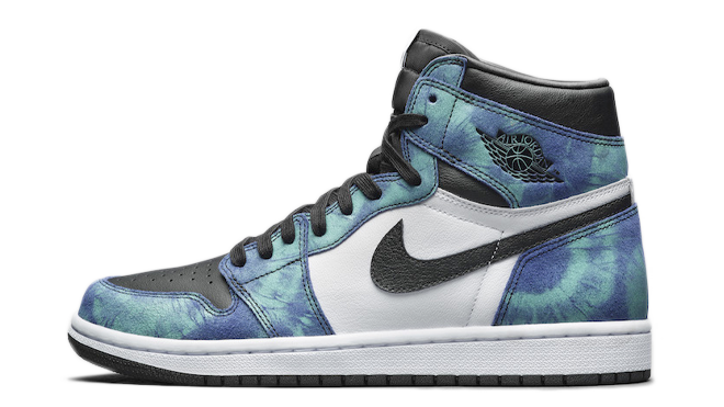 Air Jordan 1 WMNS High OG 'Tie Dye'