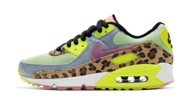 Nike Wmns Air Max 90 LX 'Illusion Green'