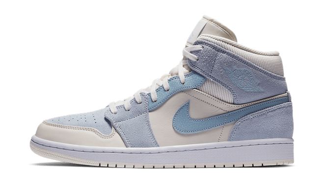 Air Jordan 1 Mid SE 'Light Blue'