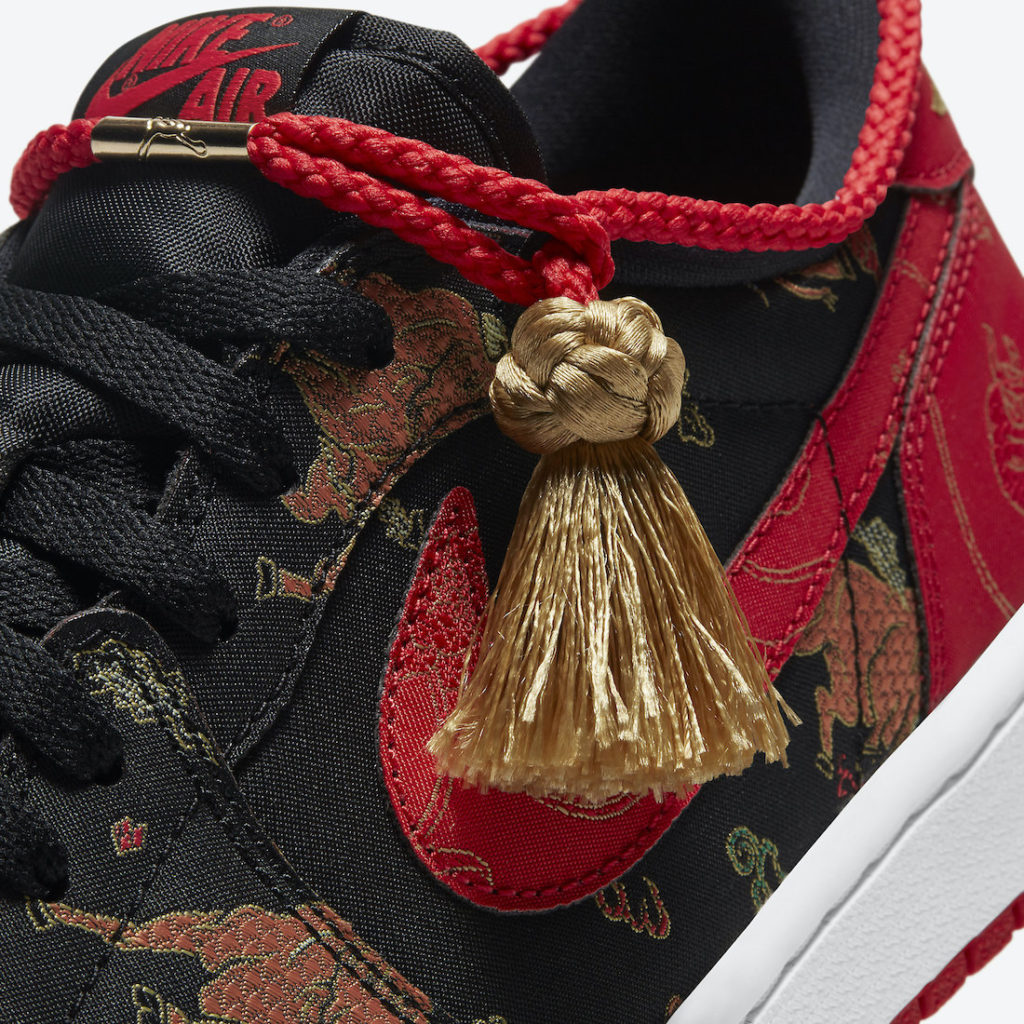 Air Jordan 1 Low 'Chinese New Year'