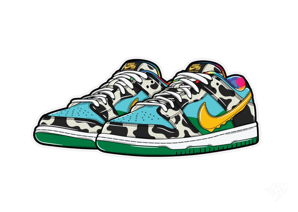 Sneaker art Hyprints