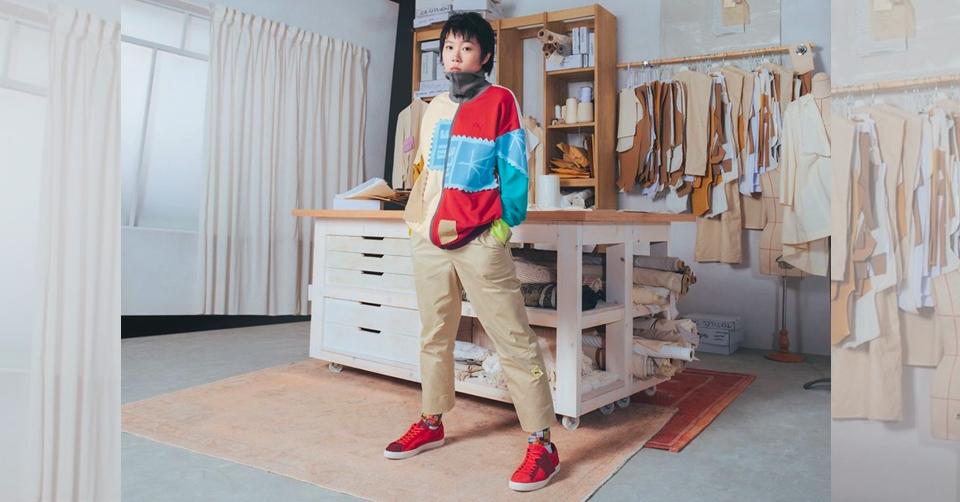 Michael Lau x Puma Suede