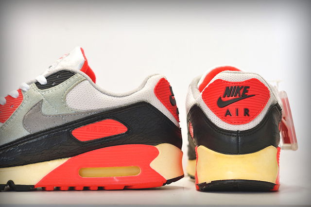 GIVEAWAY! the Nike Air Max 90 'Infrared' | Fitforhealth