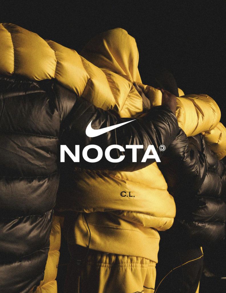 NOTCA Drake en Nike