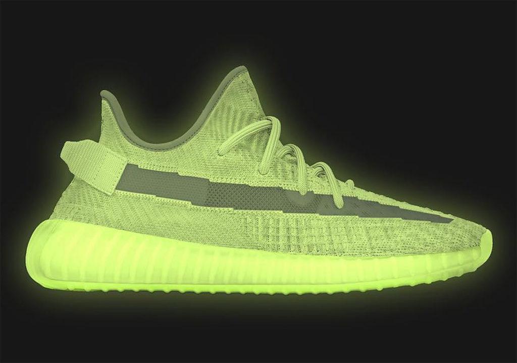 adidas Yeezy boost Glow