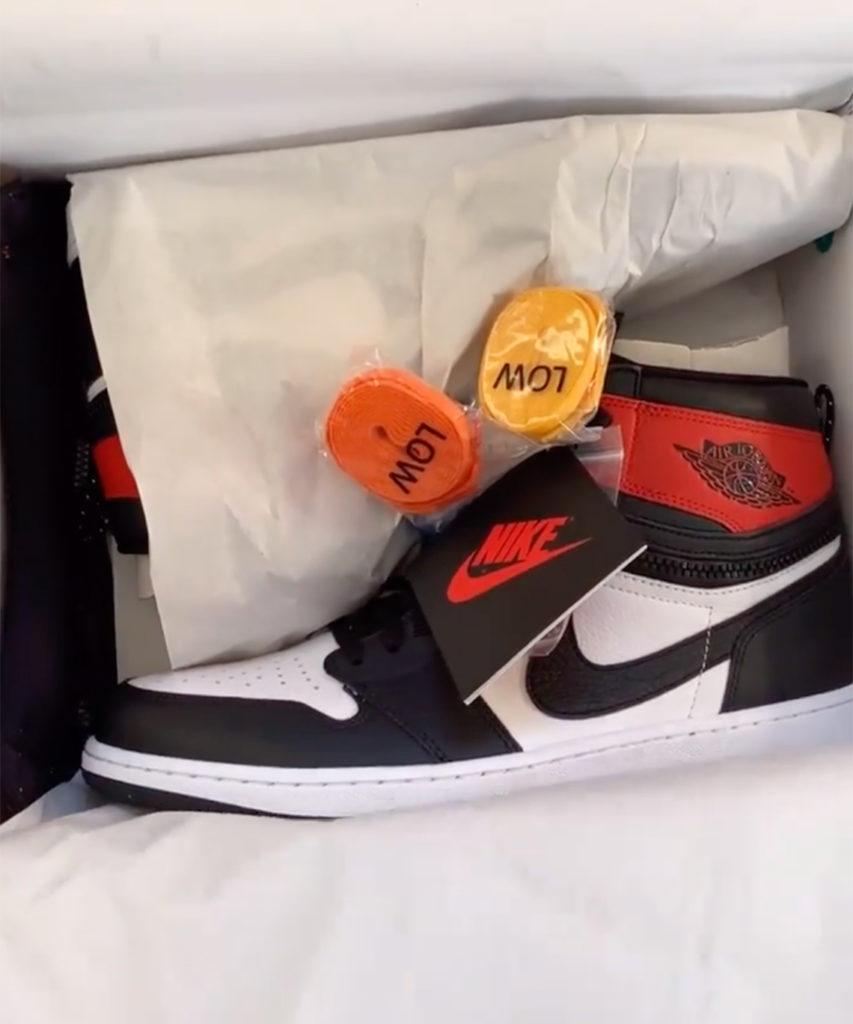 Air Jordan 1 High 'Switch'