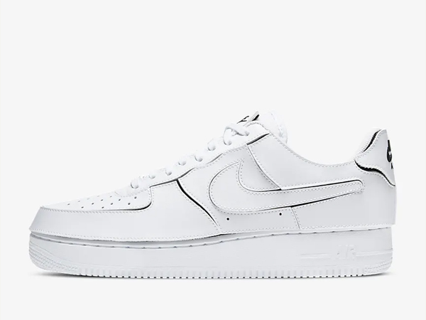 Air Force 1 Cosmic Clay