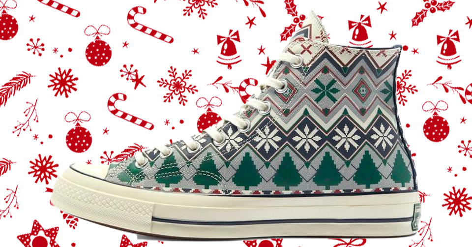 Converse Christmas