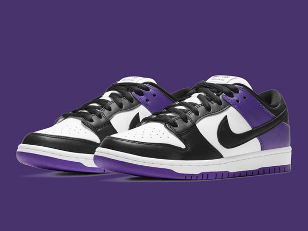 Nike SB Dunk Court Purple