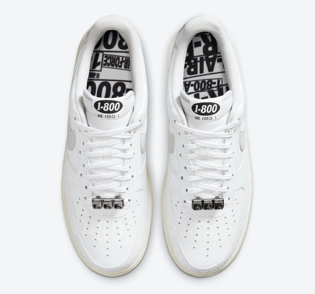Air Force 1 'Toll Free'