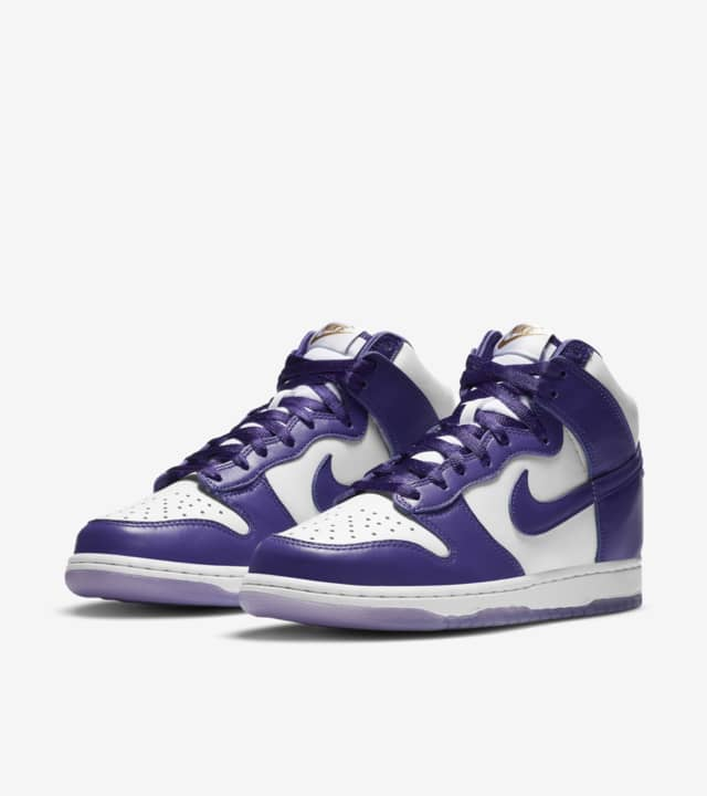 Nike Dunk High SP WMNS 'Varsity Purple'