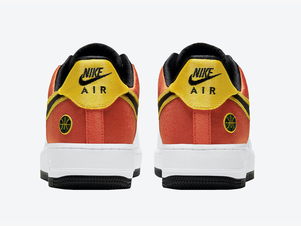 Nike Air Force 1 Rayguns