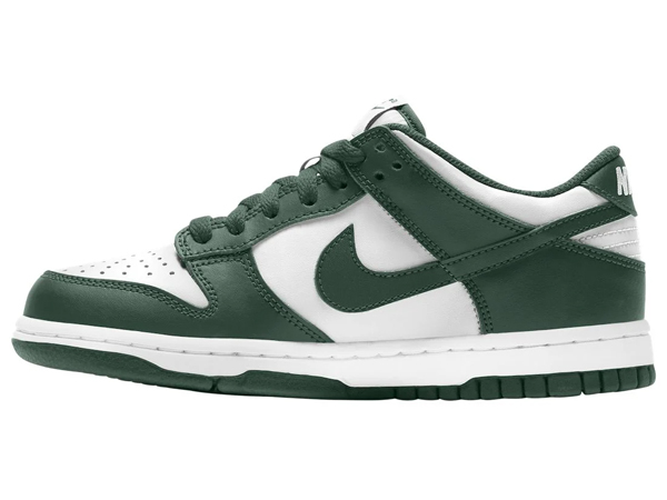 Nike Dunk Low White Green