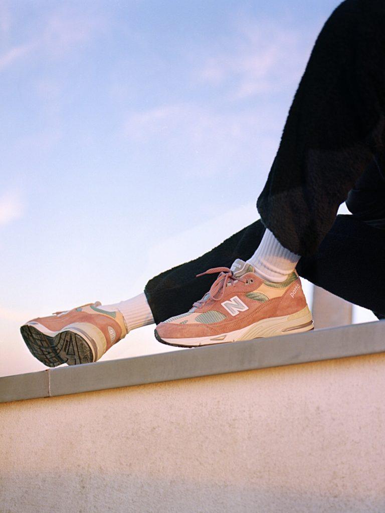 Patta New Balance 991