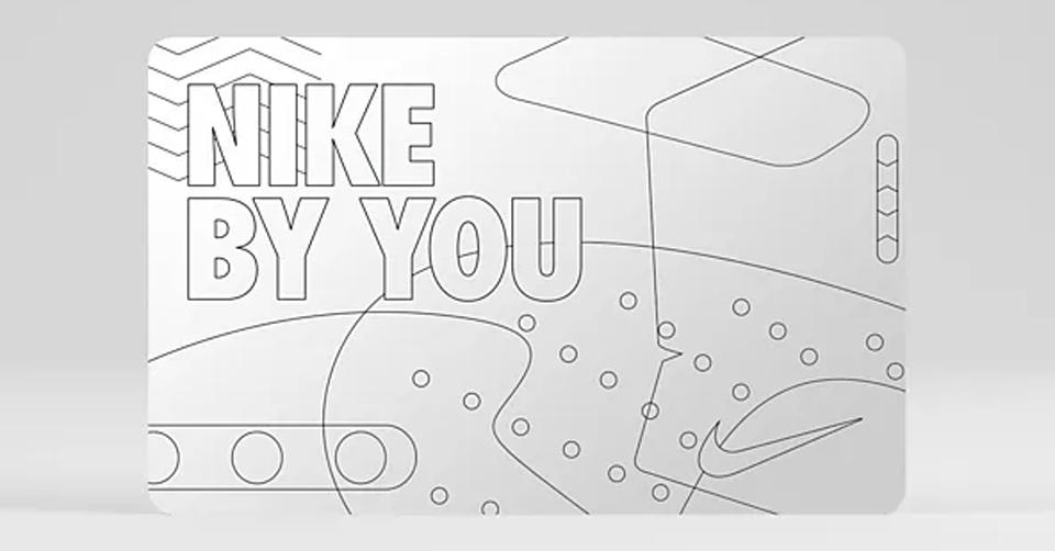 Laat je creativiteit los op de Air Force 1 met Nike By You