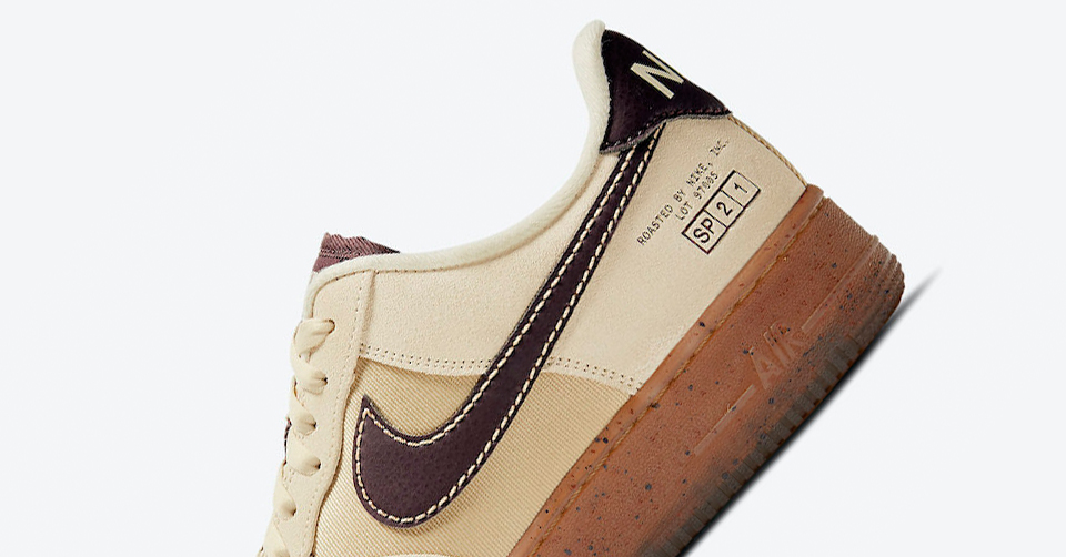 Air Force 1 Low Coffee