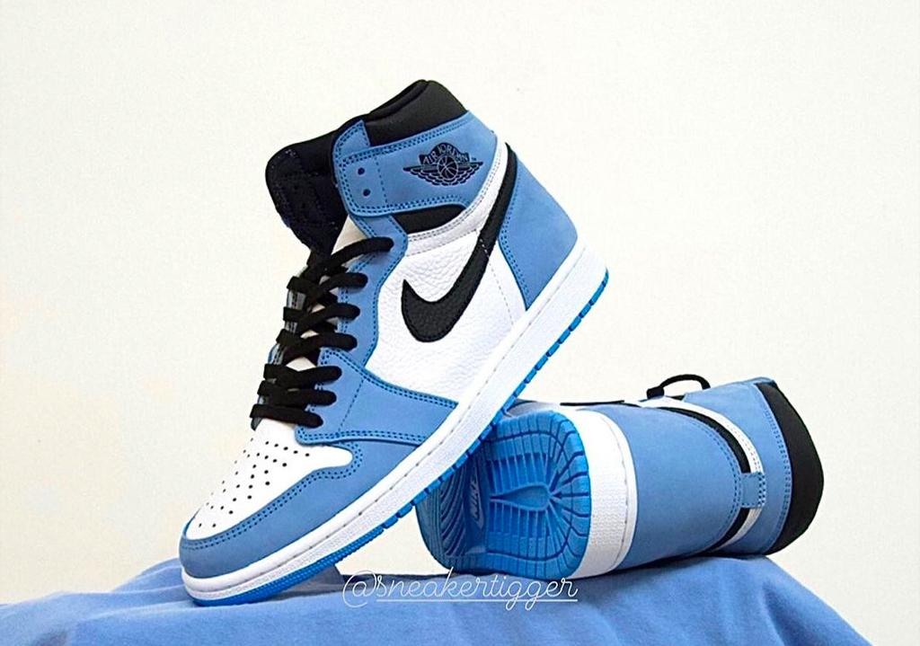 Air Jordan 1 - Sneaker releases 2021