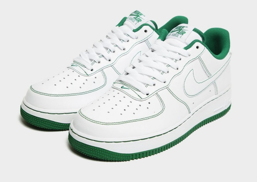 Air Force 1 'Stitched Green'
