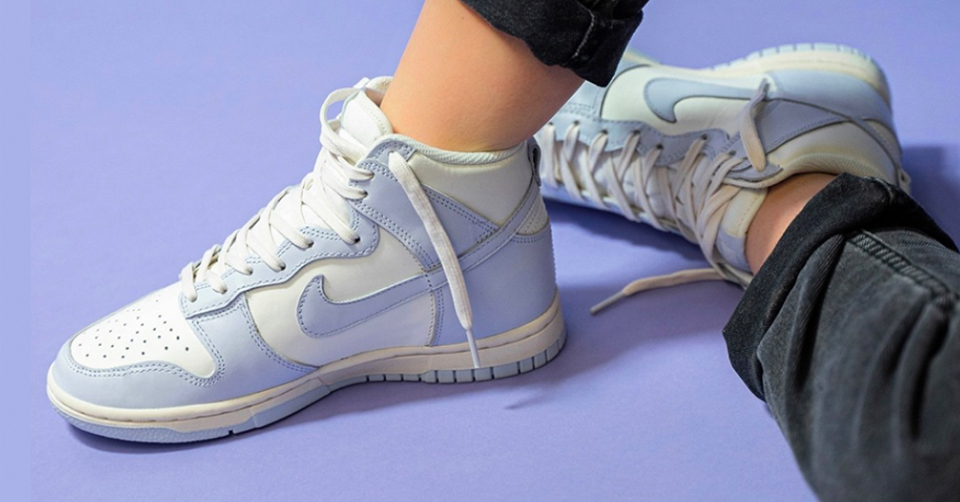 Nike Dunk High WMNS 'Football grey'