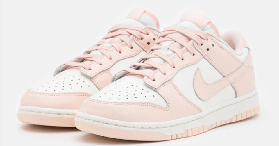 Nike Dunk Low WMNS Orange pearl