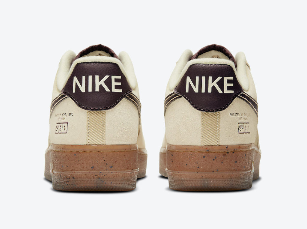 Nike Air Force 1 Coffee DD5227-234