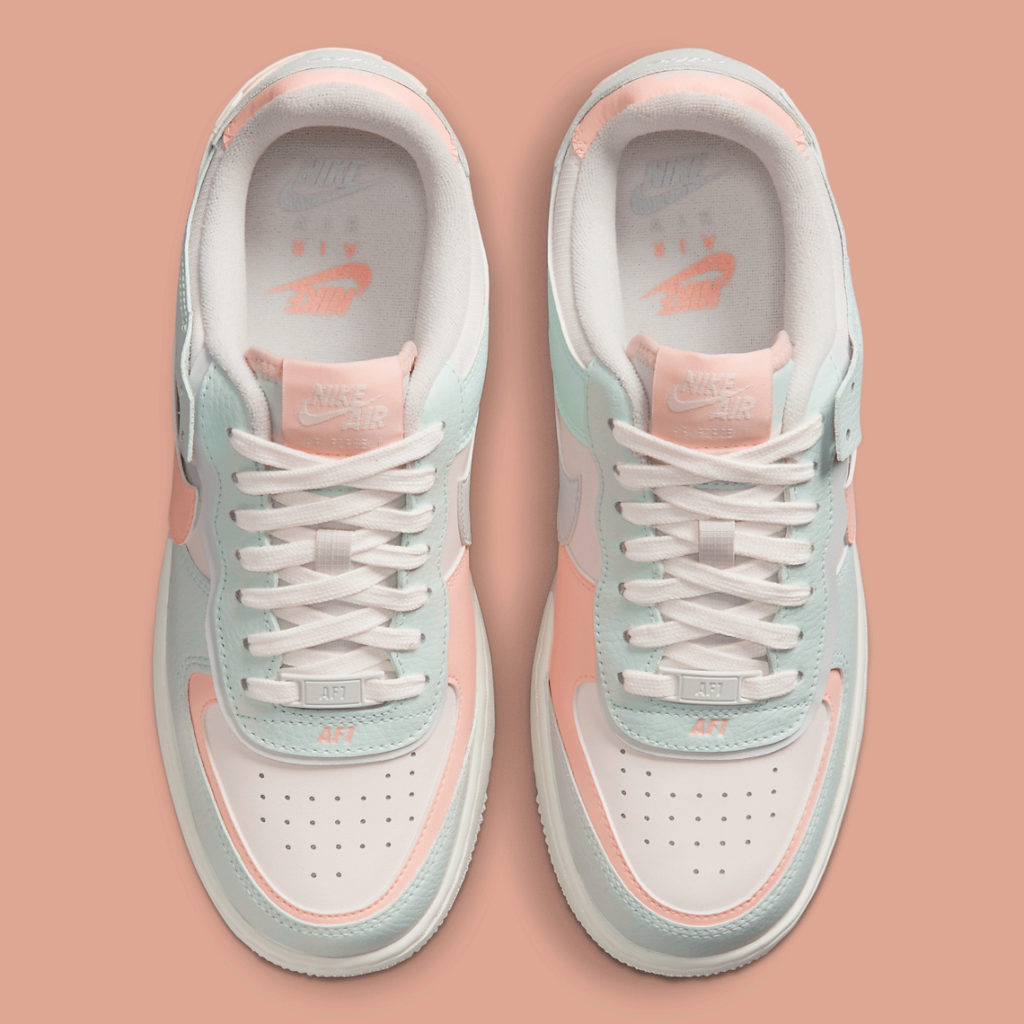Air Force 1 Shadow Easter Pastel