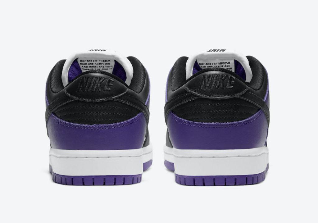 SB Dunk Low 'Court Purple'