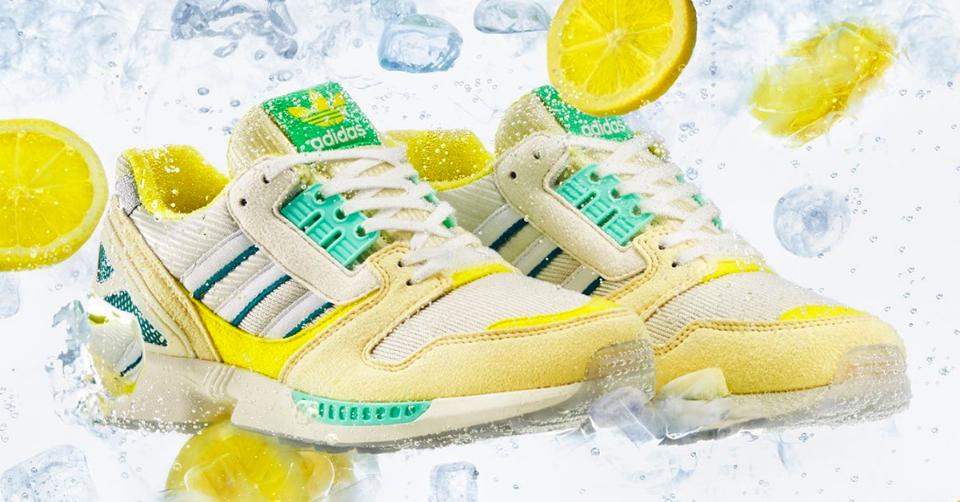adidas ZX 8000 Frozen Lemonade