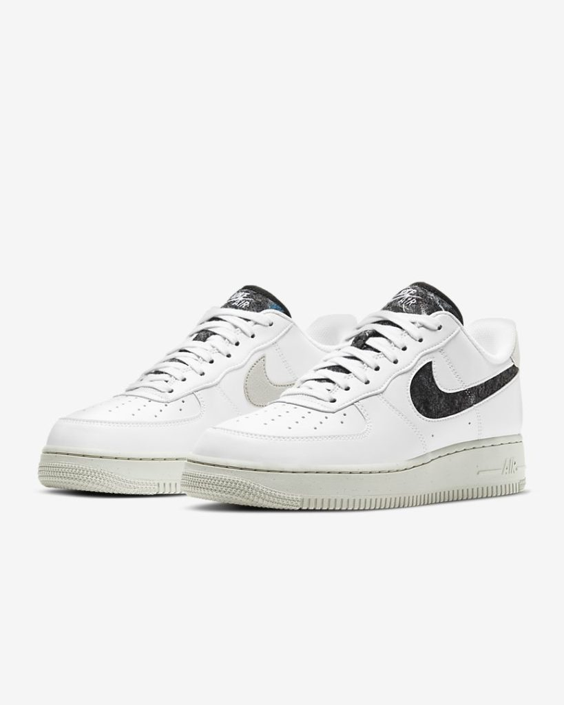 Air Force 1 gerecyclede