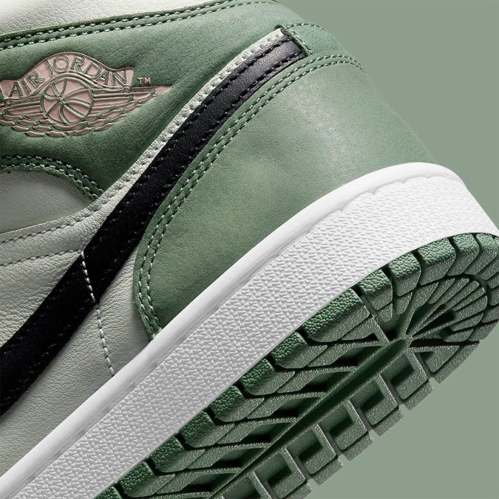 Air Jordan 1 Mid 'Dutch Green' CZ0774-300