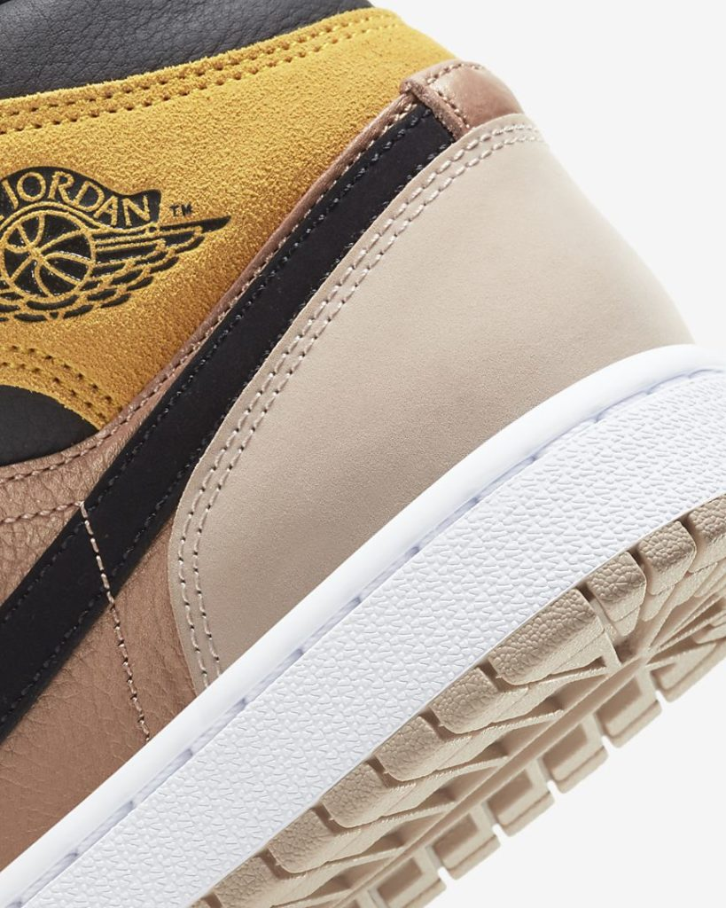 Air Jordan 1 Mid SE 'Particle Beige'