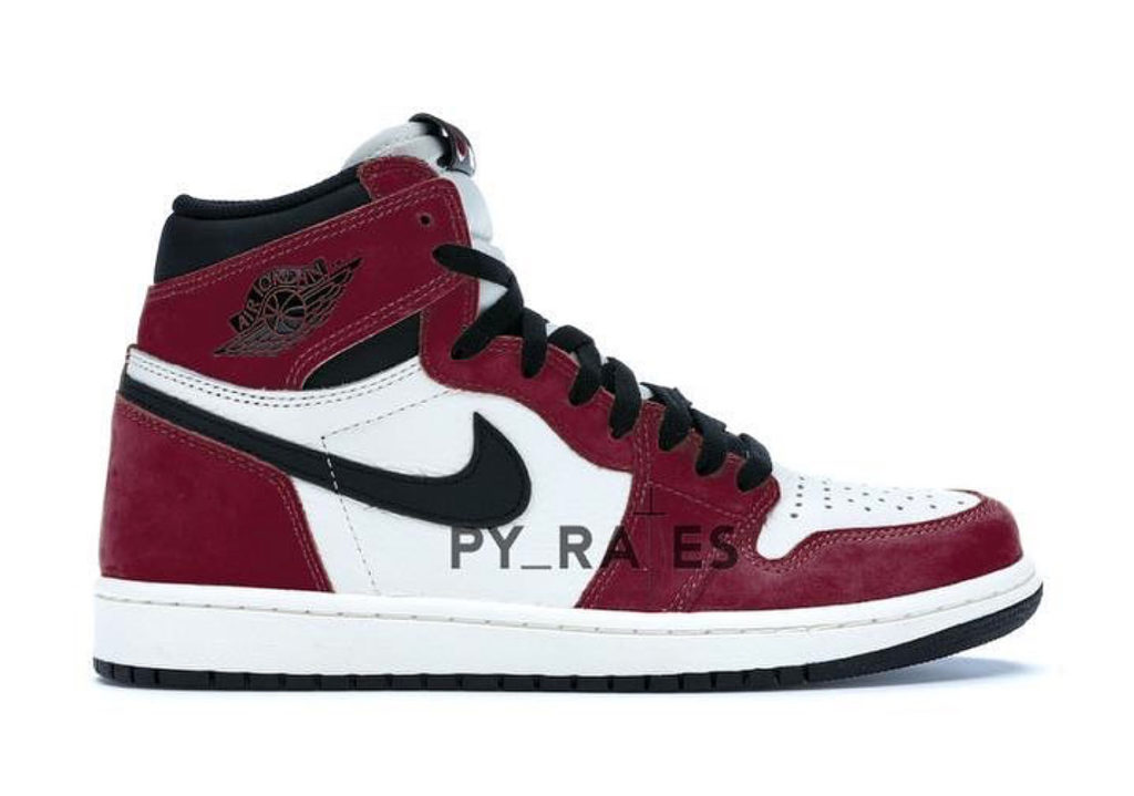 Air Jordan 1 Burgundy Crush
