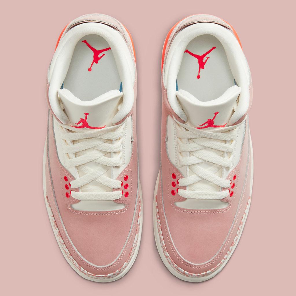 Jordan 3 'Rust Pink'