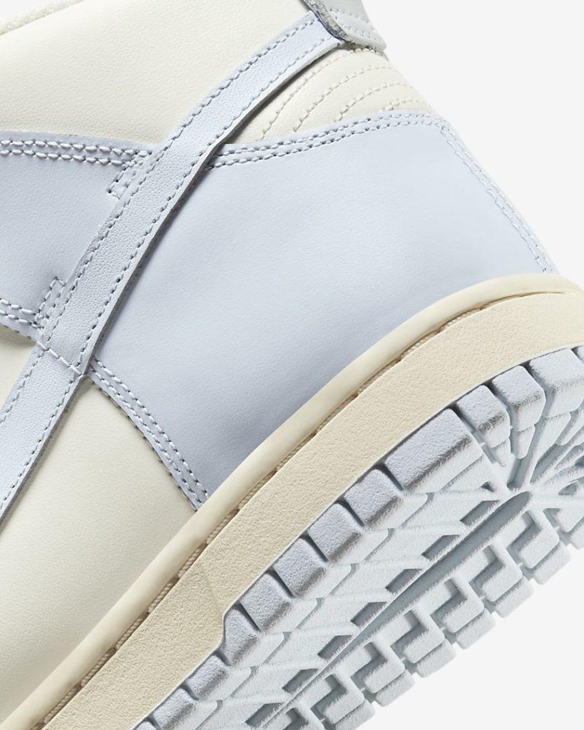 Nike Dunk High WMNS 'Football Grey'