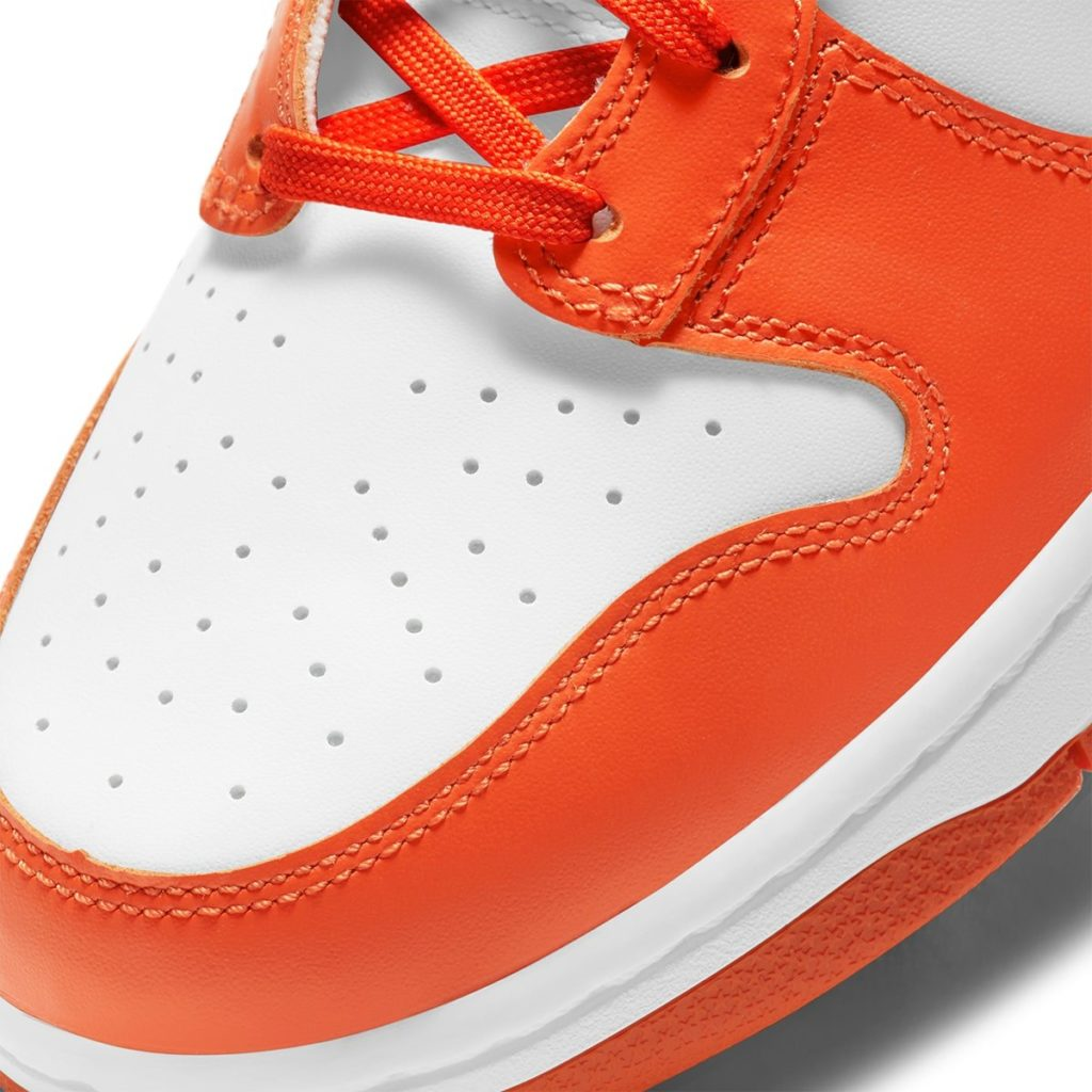 Nike Dunk High 'Syracuse'