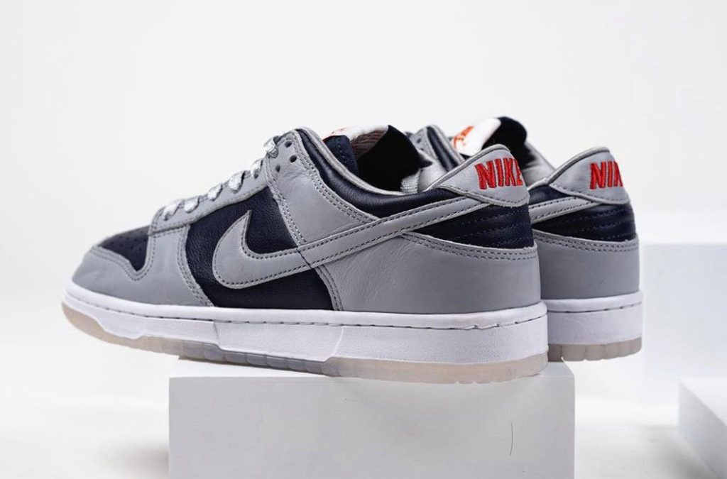 Dunk Low College Navy