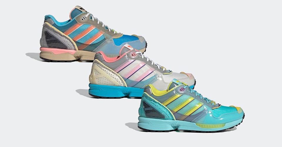 "adidas ""Inside Out"" ZX 6000"