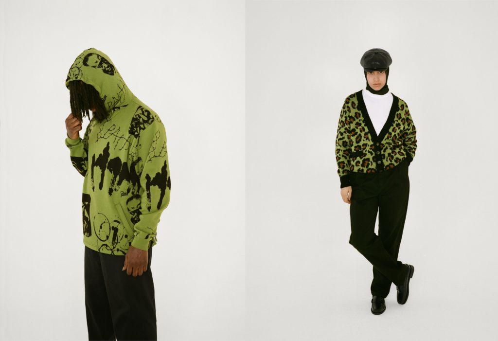 Patta green prints SS21 collectie