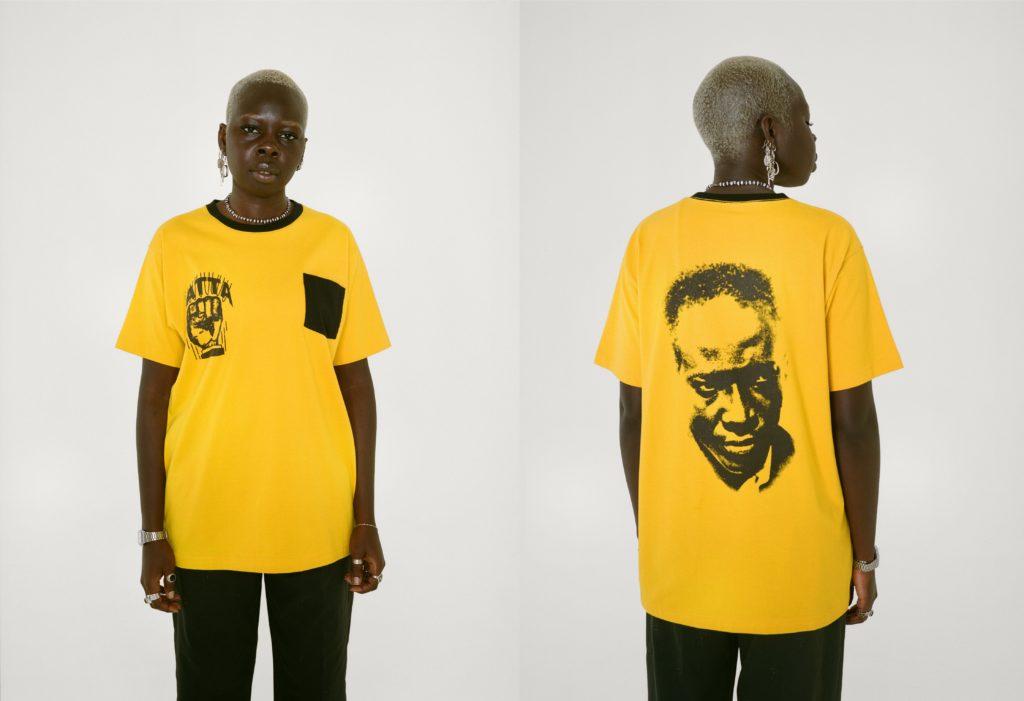 Patta yellow shirt