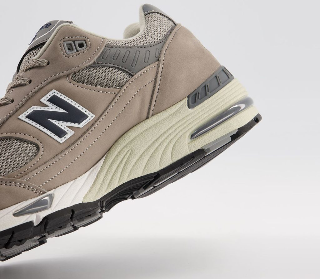 New Balance M991 Anniversary Gray Navy