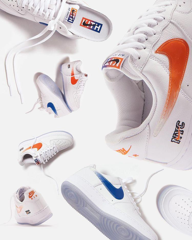 KITH x Nike