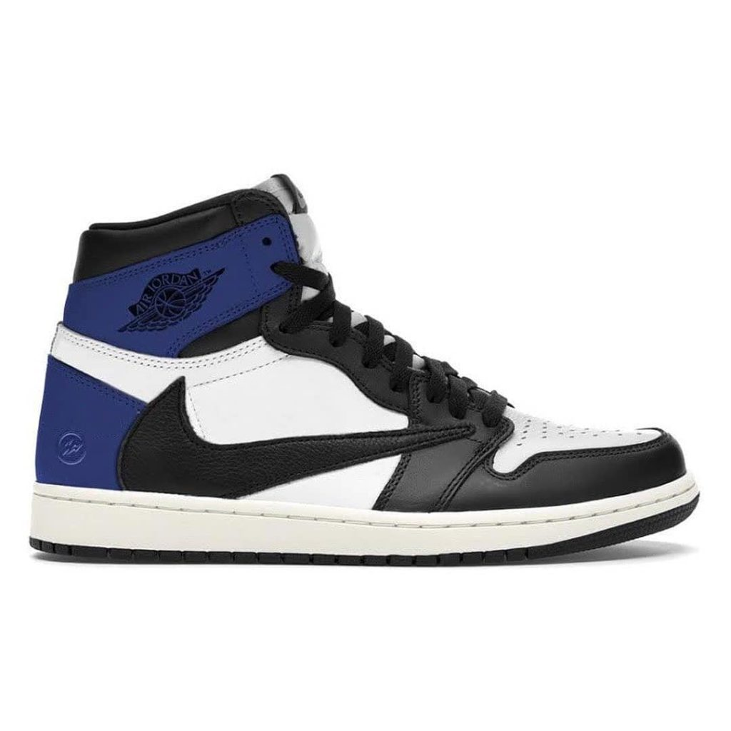 Jordan x Travis Scott x Fragment