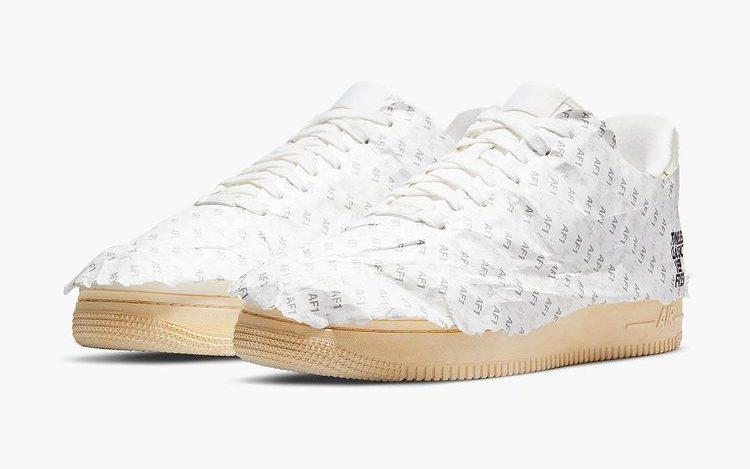 Nike Air Force 1 'Keep 'Em Fresh'