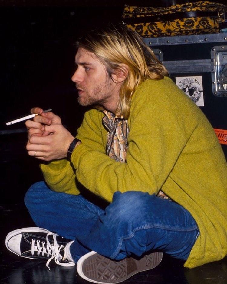 Kurt Cobain 90's